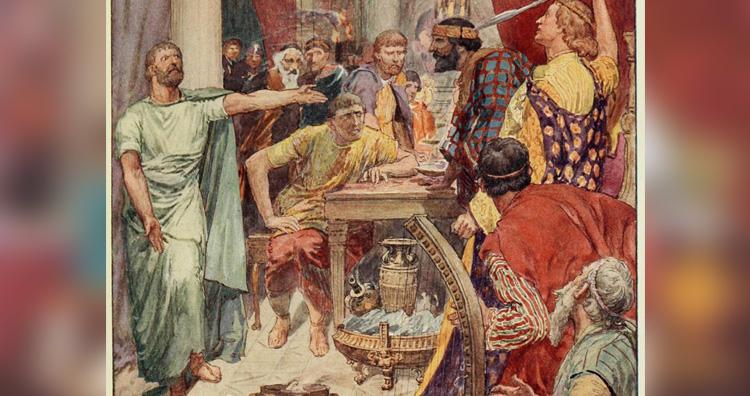 Alexander and Clitus
