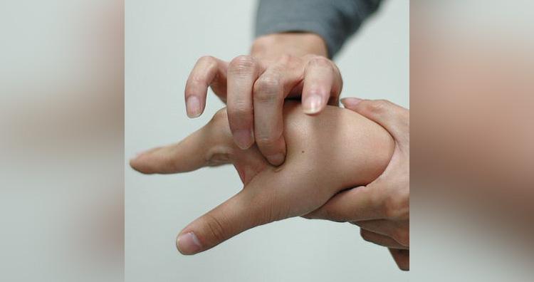 Acupuncture point Hegu