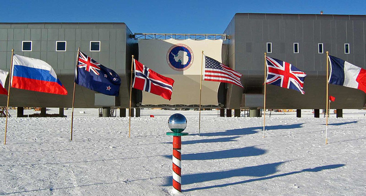 Antarctic Treaty