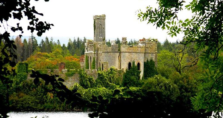 McDermott's Castle view