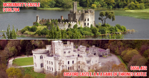 Castles You Can Buy