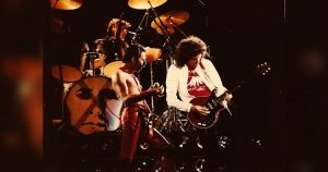 The queen band