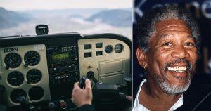 Freeman private pilot's license