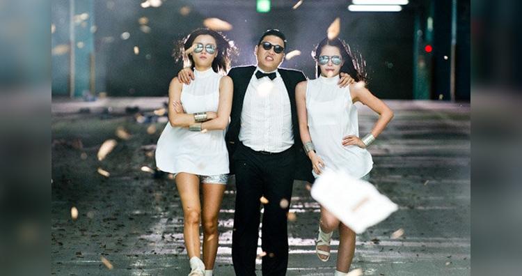 Gangnam Style origin