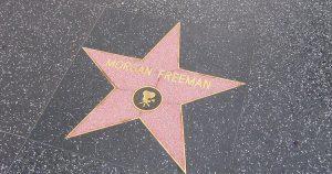 Morgan Freeman Walk of Fame