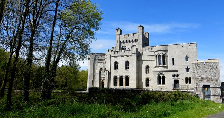Gosford Castle, a.k.a Game of Thrones castle