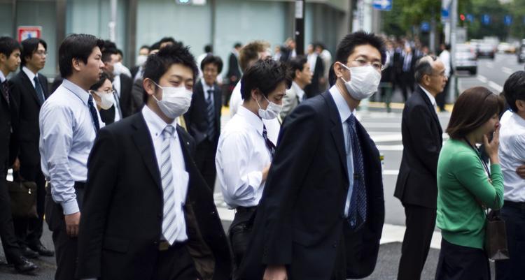 japan- surgical mask