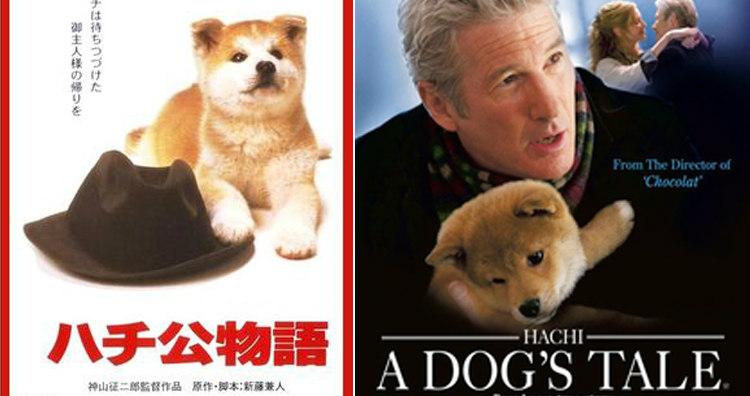 Hachiko Movies