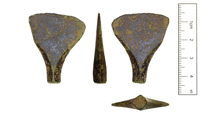 Possible Bronze Age or Iron Age Artifact