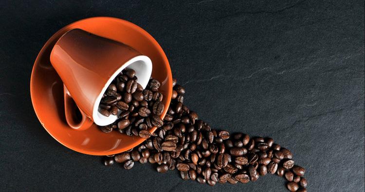 Ilustrasi penemuan kopi pertama kali oleh penggembala kambing yang tidak sengaja memberi makan kambing dengan biji kopi