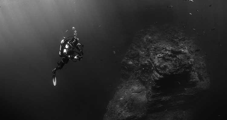 Deep sea