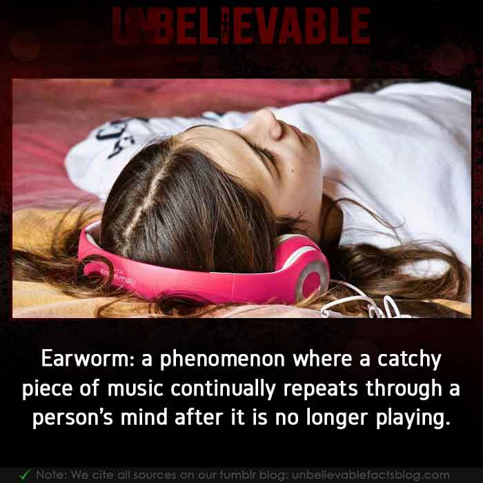 Earworm Psychological Phenomenon