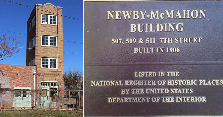 Newby-McMahon Building