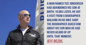 Facts about Jeff Bezos