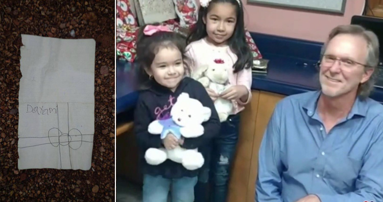 Arizona man fulfills Christmas wish list for Mexican girl who sent it by balloon