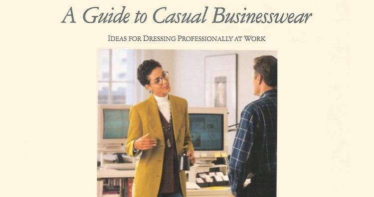 Casual Businesswear
