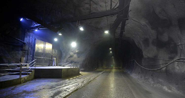 Jinping Underground Laboratory