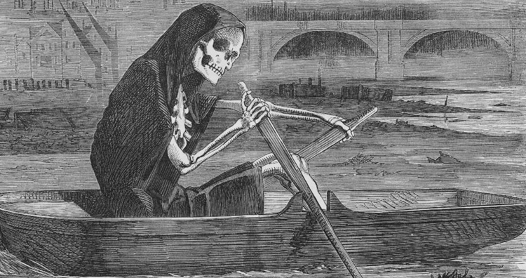 Great stink of london