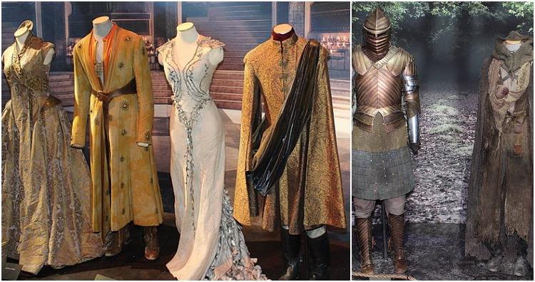 Costumes from Game of Thrones