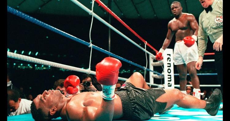 Mike Tyson vs Buster Douglas