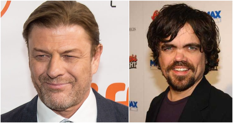 Sean Bean, Peter Dinklage