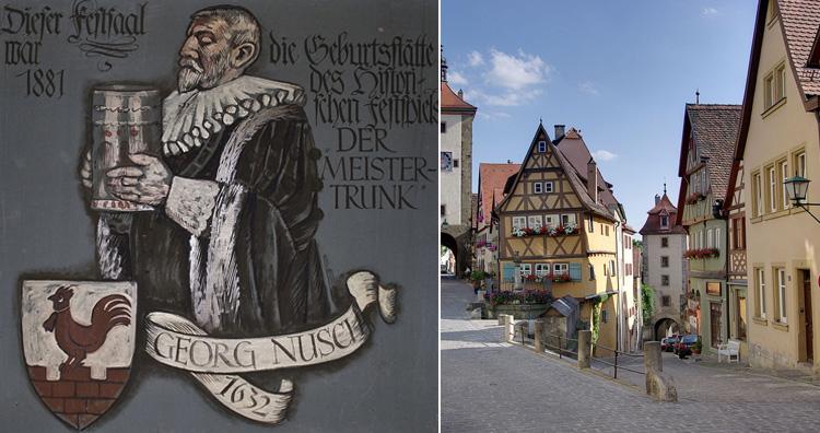 Town-Rothenburg ob der Tauber