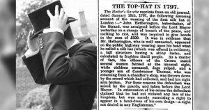 John Hetherington hat news