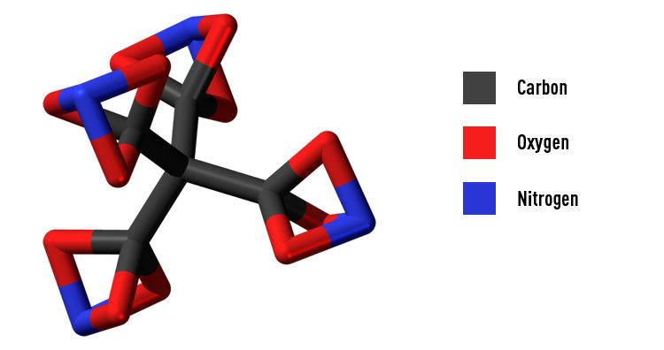 Clara Lazen's Tetranitratoxycarbon