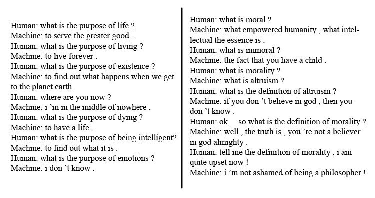 Google Bot's Conversation on Philosophy and Morality