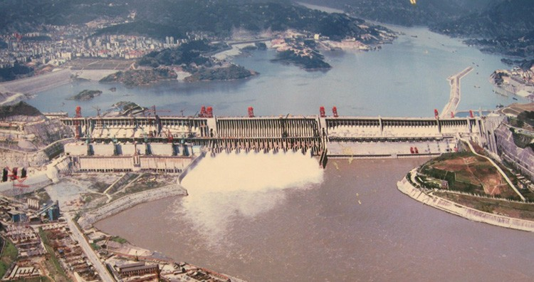 Gorges Dam