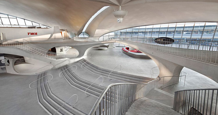 TWA Flight Center at JFK