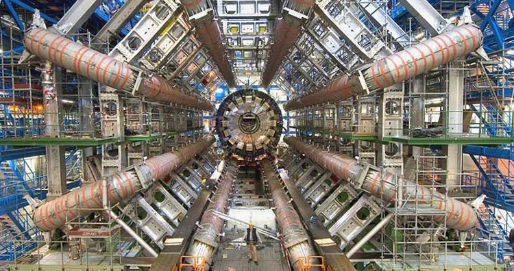 The Large Hadron Collider/ATLAS