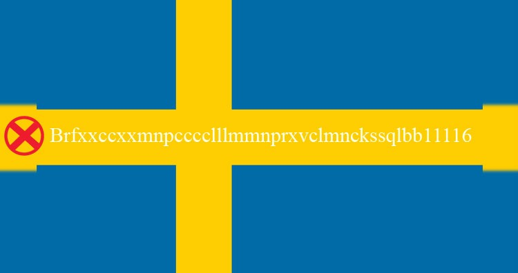 Naming Law in Sweden