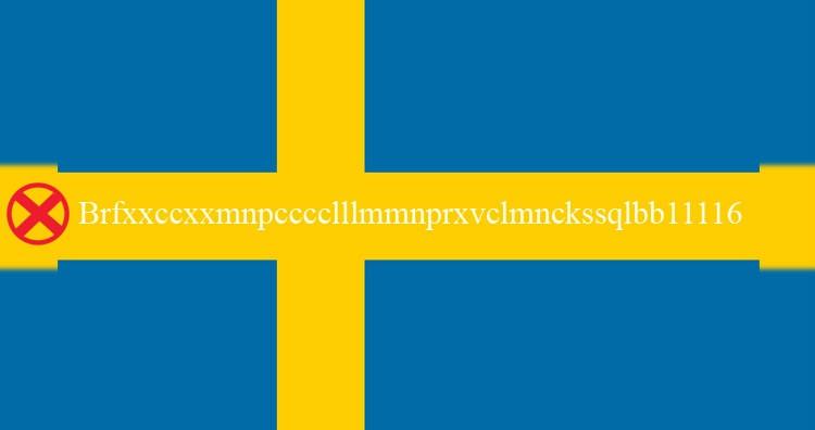 Naming Law in Sweden