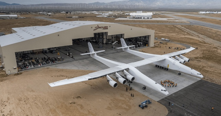 Stratolaunch Scaled Composites Model 351