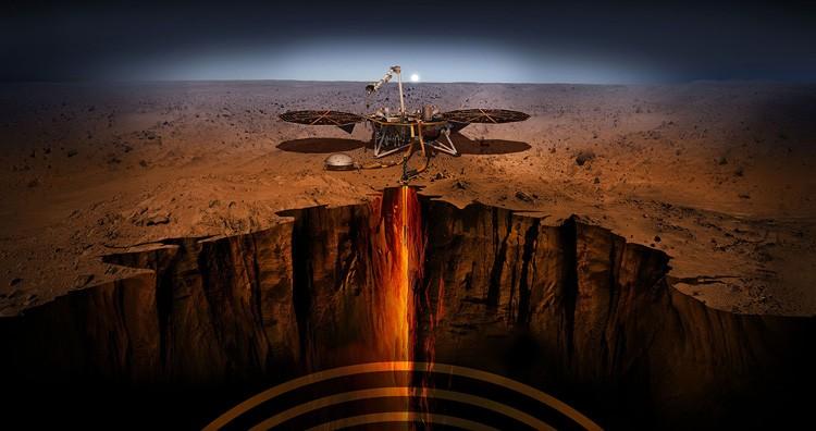 Nasa lander