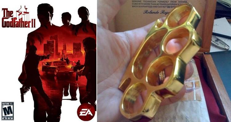 EA-Brass Knuckles
