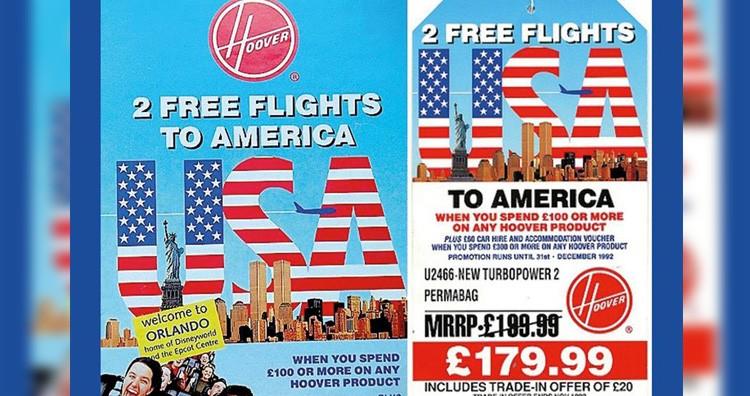 Hoover free flight