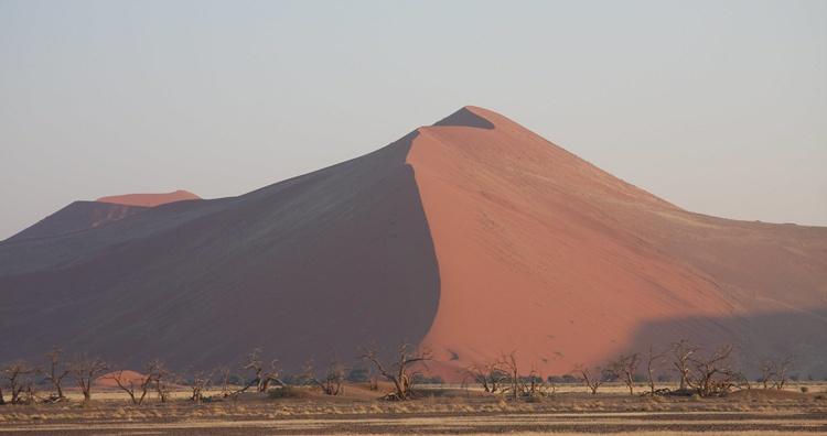 Big Daddy Dune from Afar