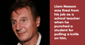 Celebrities who were fired
