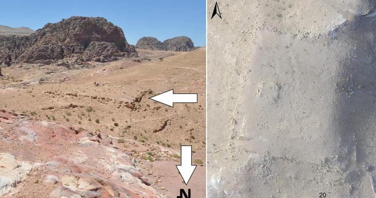 Petra monument
