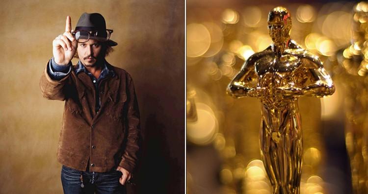 Johnny Depp's awards