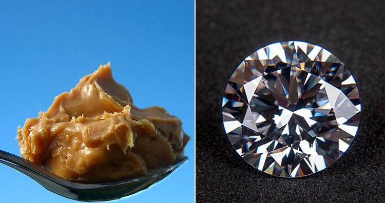 Peanut butter and Diamond