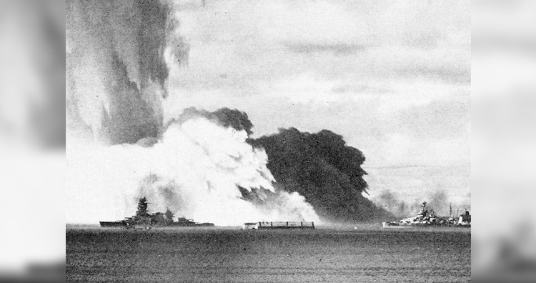 Destruction of Bikini Atoll