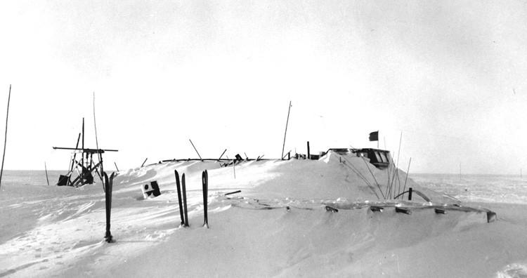 Antarctic Snow Cruiser