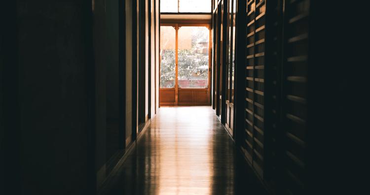 Walking Through Doorways Make Us Forget