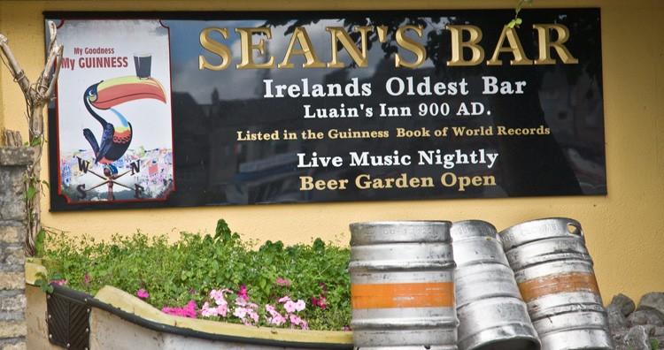 Sean's bar