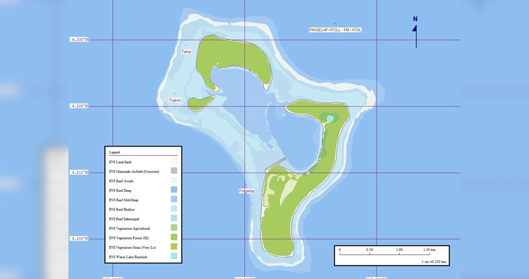 Pingelap Atoll