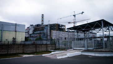 Radiation-Eating Fungus in Chernobyl