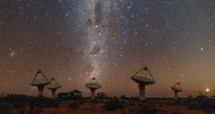 Radio Signal that Repeats Every 16 Days coming from deep space